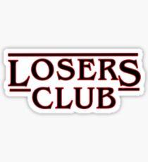 Stephen King's It - Losers Club  Sticker