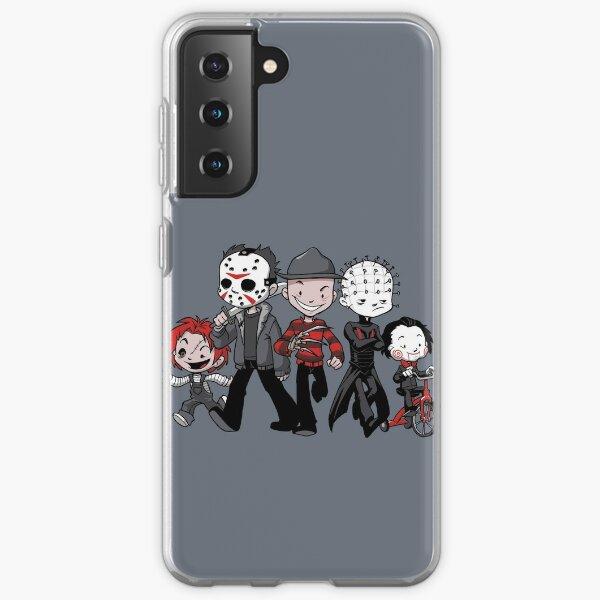 Horror BFFs Samsung Galaxy Soft Case