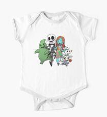 Nightmare BFFs Baby Body Kurzarm