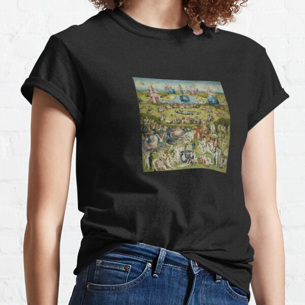 Garden of Earthly Delights Dress By Bosch Classic T-Shirt
