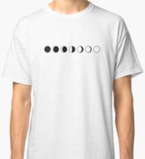 Moon Phase Version 1 Classic T-Shirt