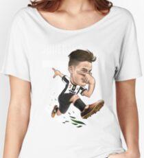 Paulo Dybala - Juventus Women's Relaxed Fit T-Shirt