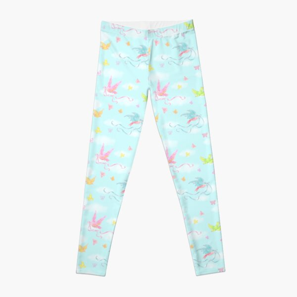 Birds and Butterflies Leggings