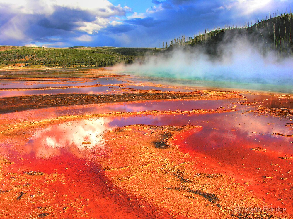 Yellowstone National Park  by LizzieMorrison