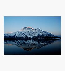 CREATED MAGNIFICENCE Photographic Print