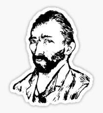 Vincent van Gogh Sticker