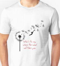 u2 kite for white Unisex T-Shirt