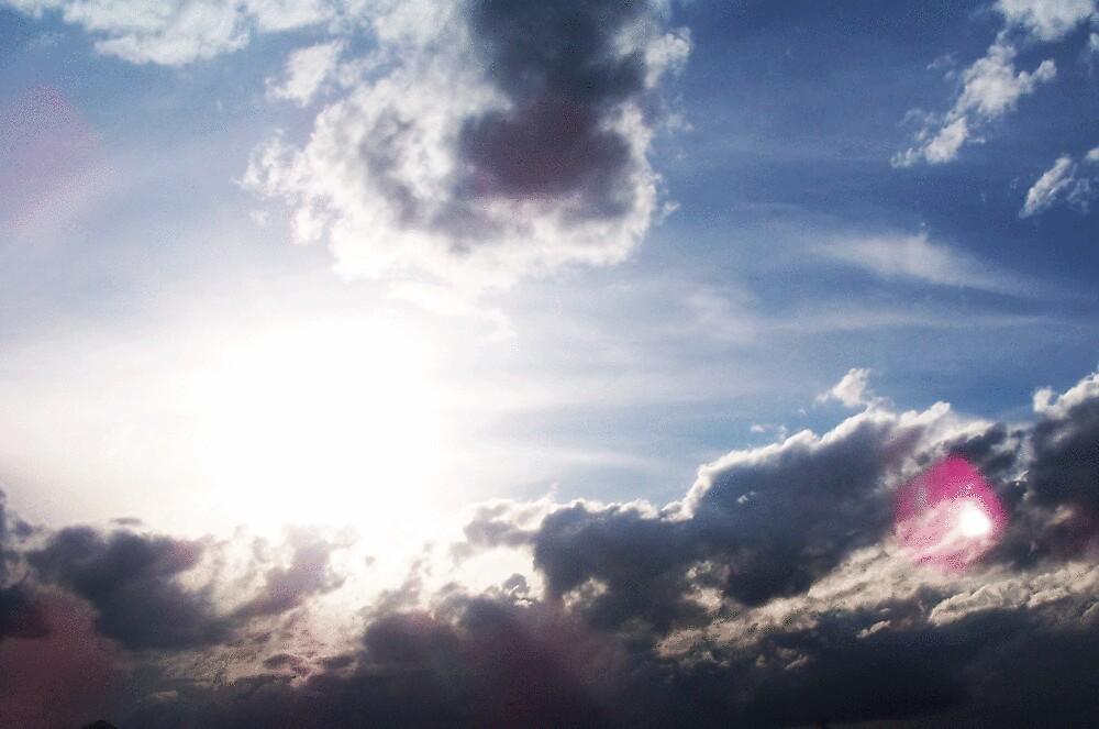 God Shines Forth by heathernicole00