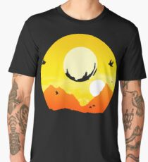 Exotic Traveller Men's Premium T-Shirt
