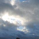 Clouded Sky - Shining Through by HELUA