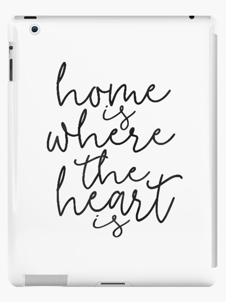 Home Sweet Home Home Is Where The Heart Ishome Signhome Wall