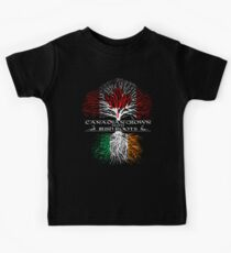 Canadian Grown with Irish Roots Kids Clothes
