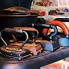 Old Fashioned Iron by Susan Savad