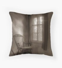'From the Past, from the Memories' Throw Pillow