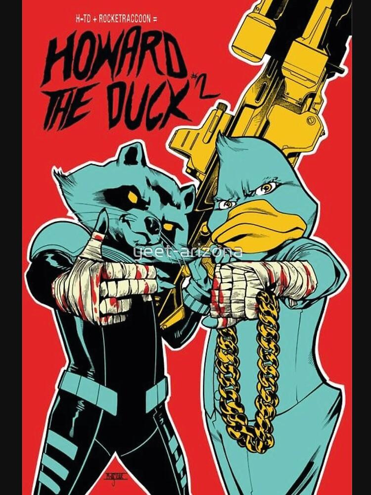 Run The Jewels Howard The Duck RTJ by yeet-arizona