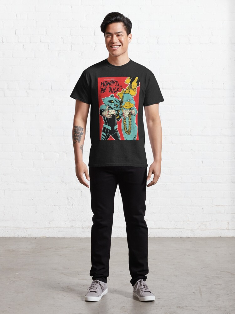 Alternate view of Run The Jewels Howard The Duck RTJ Classic T-Shirt