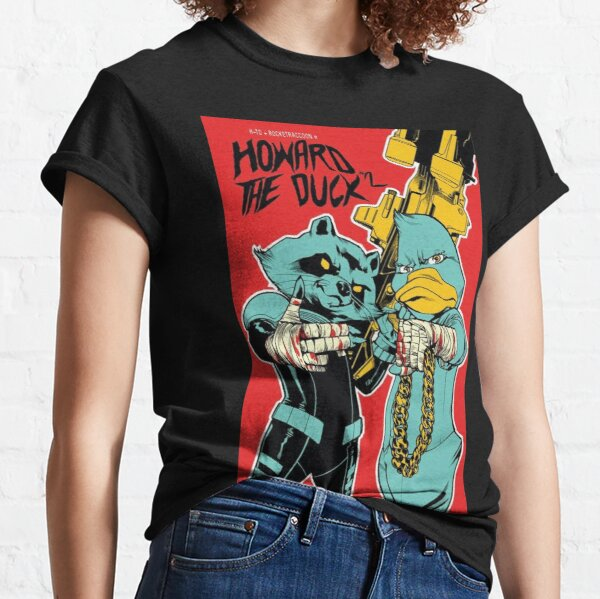 Run The Jewels Howard The Duck RTJ Classic T-Shirt