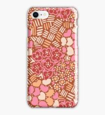 Playful Patchwork  iPhone Case/Skin