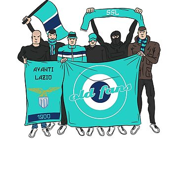 Lazio Fans by BlackJack-AD