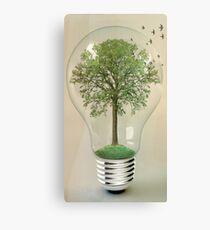 green ideas 02 Canvas Print