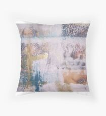 Art (is) History, Collage for Art Lovers Throw Pillow