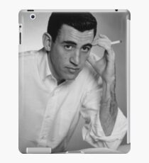JD Sallinger, creator of franny and zooey and others iPad Case/Skin