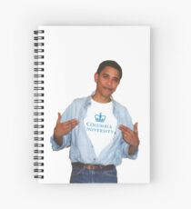 Yung Bama - Columbia University Spiral Notebook