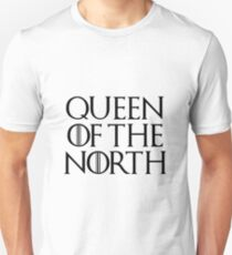 QUEEN OF THE NORTH - Game Of Thrones Unisex T-Shirt