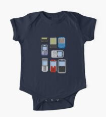 Pixel History (BlackBerry) Kids Clothes