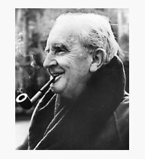 Tolkien Photographic Print