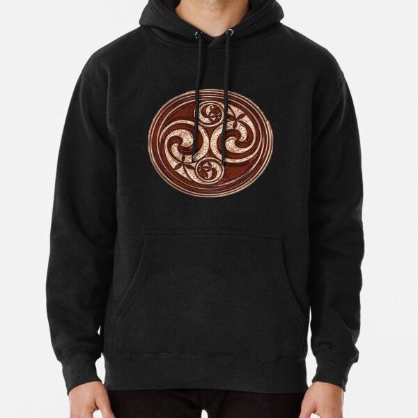 Celtic Spiral #2v2 Pullover Hoodie