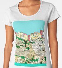 Bonifacio in Corsica Women's Premium T-Shirt
