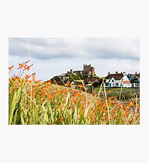 Bamburgh Castle, Northumberland Photographic Print
