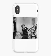 Lucy, Liz and Richard iPhone Case