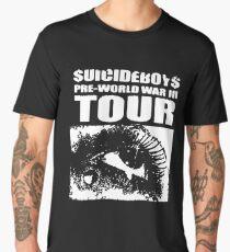 SUICIDEBOYS Concert (Pre-World war 3 TOUR) Men's Premium T-Shirt