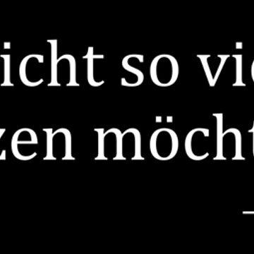 Max Liebermann: Ich kann nicht so viel fressen by DRgrfx