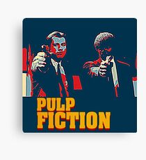 Pulp Fiction Hope Style Canvas Print
