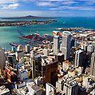 Waitemata Harbour, Auckland by llemmacs