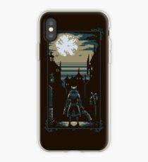 Bloodborne PixelFrame iPhone Case