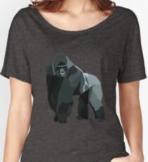 Silverback Gorilla Women's Relaxed Fit T-Shirt