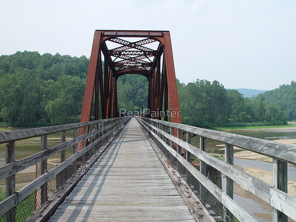 Virginia Bridge by RealPainter