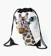 Giraffe Rucksackbeutel