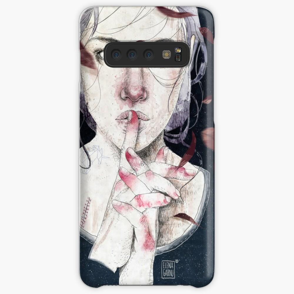 MIRROR by Elenagarnu Funda y vinilo para Samsung Galaxy