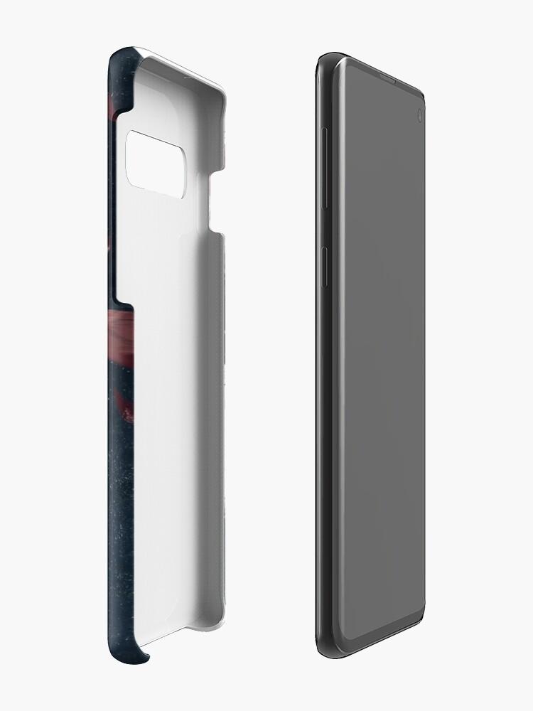 Vista alternativa de Funda y vinilo para Samsung Galaxy MIRROR by Elenagarnu