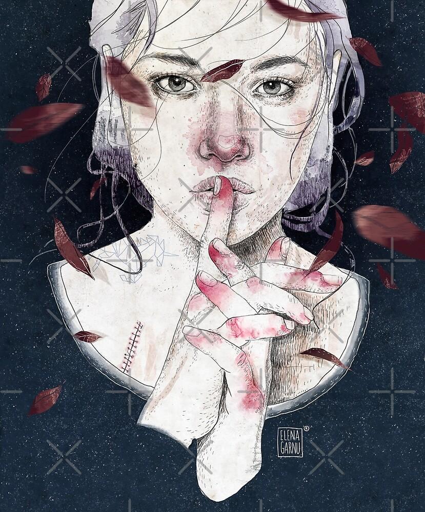 «MIRROR by Elenagarnu» de Elena Garnu