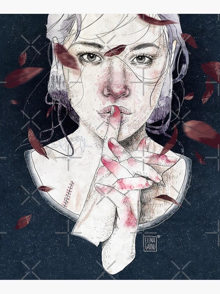MIRROR by Elenagarnu by ELENAGARNU