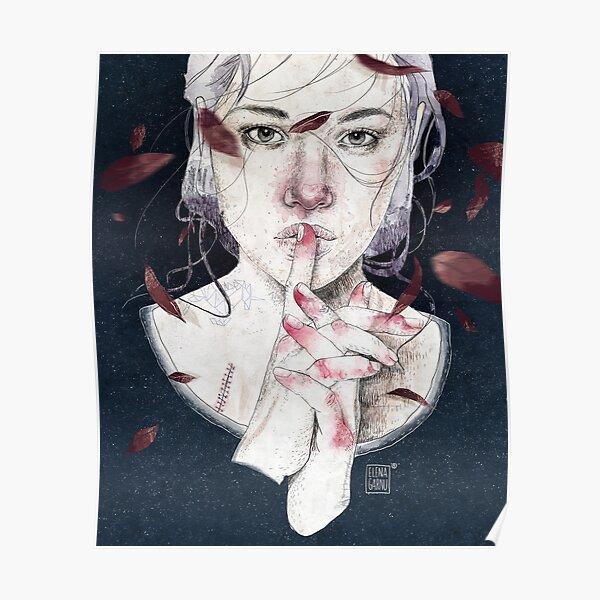 MIRROR by Elenagarnu Poster