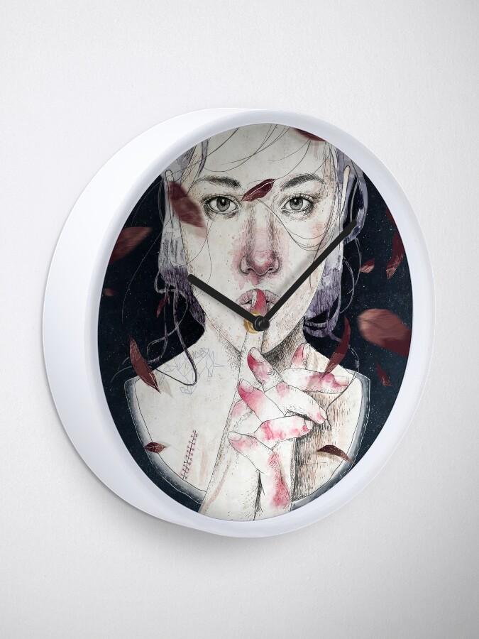 Vista alternativa de Reloj MIRROR by Elenagarnu
