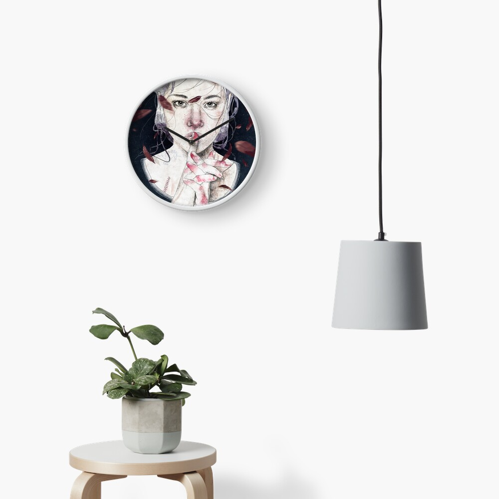MIRROR by Elenagarnu Reloj