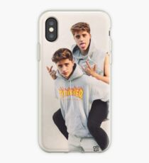 Martinez Twins Merch iPhone Case